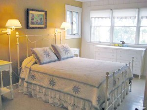 One of the spare bedrooms. Photo courtesy of Kay Jolliff