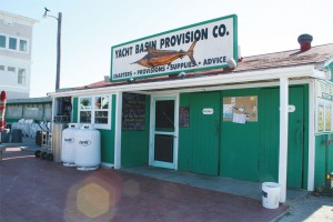'Yacht Basin Provision Co. (for the food)' by Katelyn Auger