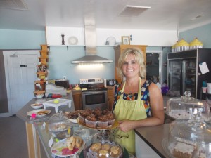 The Confectionary will celebrate its seventh anniversary in March 2015. Owner Bobbie Blackmon began it with hard work and family values, and she continues that tradition today. Photo by Rebecca Jones