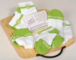 Comfort Socks benefit the homeless with warmth and hope. Courtesy photo
