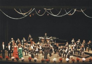 The Hollywood Orchestra will perform traditional holiday music and Viennese tunes in 'A Viennese Christmas' at Odell Williamson Auditorium. Courtesy photo