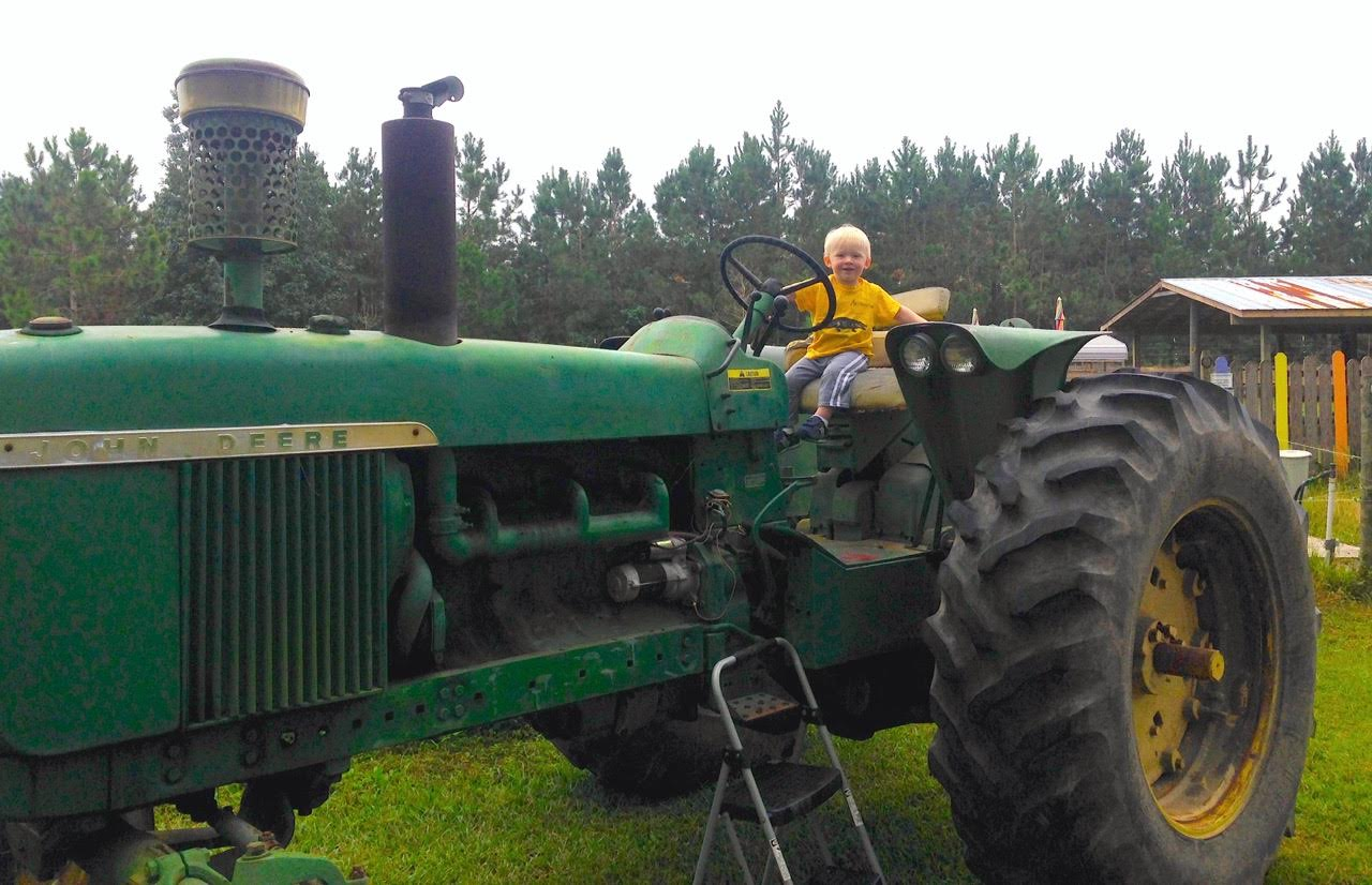 Greenlands Farm Celebrates its 4th Annual Fall Farm Fest