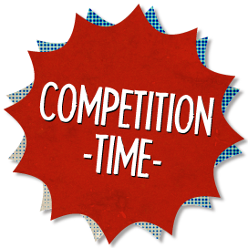 Cover Competition!