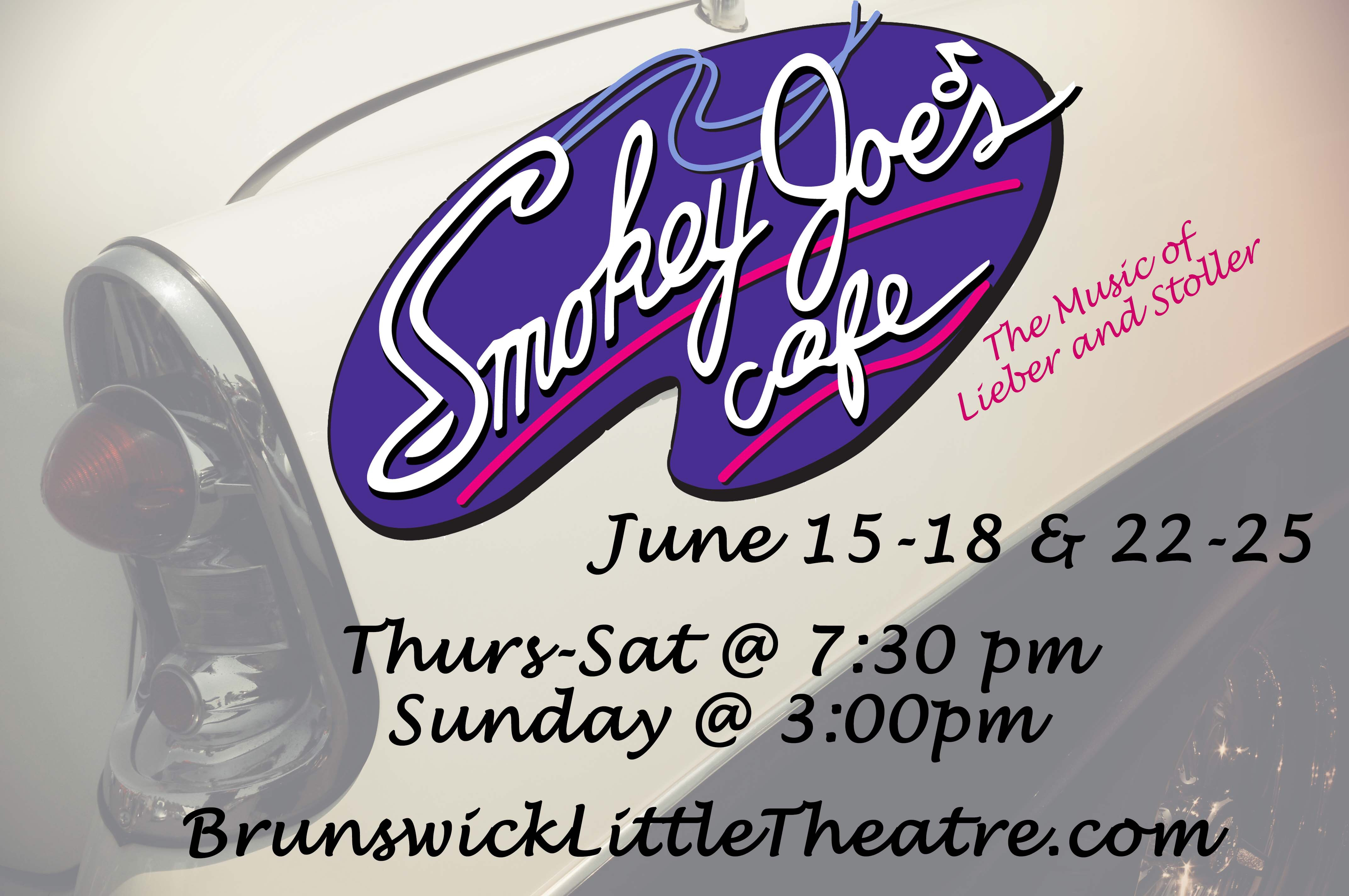 The Hot Musical of the Summer – Smokey Joe's Cafe!