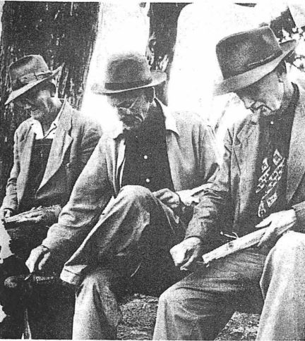 The Lost Art of the Whittler